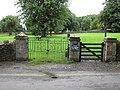 Gates to the picnic site near Devil's Bridge - geograph.org.uk - 1909924.jpg