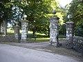 Gateway to Glenbervie House - geograph.org.uk - 1387852.jpg