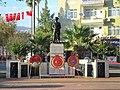 Gazi Mustafa Kemal Anıtı, Silifke (2).JPG