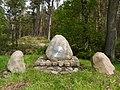 Gedenksteen aan de Dalmsholterweg te Dalfsen.JPG