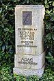 Gedenkstein Richard Dörnke (1890-1954), Eilenriederennen-Begründer, Stadtfriedhof Stöcken in Hannover.jpg