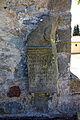Gedenkstein an St.Nicolai-Kirche in Bakede (Bad Münder) IMG 6613.jpg