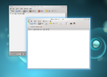 Gedit and KWrite under KDE 4.6.png