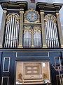 Gehäuse 1847 Werk oö. Orgelbauanstalt 1986 Eugendorf (1).jpg