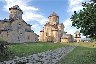 Gelati Monastery - The monastic complex of Gelati