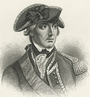 Charles Cornwallis, 1st Marquess Cornwallis - General William Howe