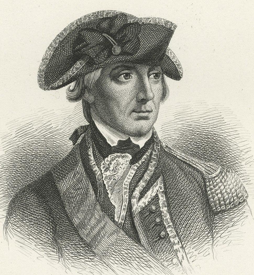 Gen. Sir William Howe