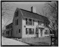 General Israel Putnam House, 431 Maple Street, Danvers, Essex County, MA HABS MASS,5-DAV,4-1.tif