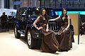 Geneva MotorShow 2013 - Jeep Wrangler with hostesses.jpg