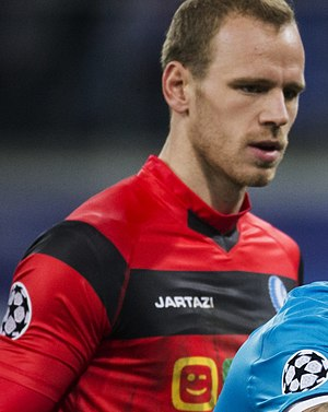Matz Sels - With Gent in 2015