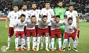 Грузинские футболисты ссср