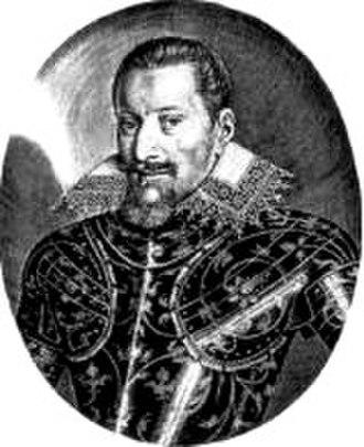 Georg Friedrich, Margrave of Baden-Durlach -  George Frederick of Baden-Durlach in 1603
