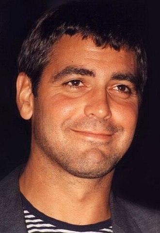 George Clooney - Clooney in 1995
