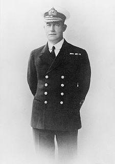 George Hyde (admiral) Australian admiral