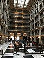 George Peabody Library, 17 E. Mount Vernon Place, Baltimore, MD 21202 (34397506652).jpg