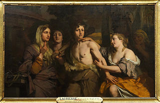 Hercules between Vice and Virtue