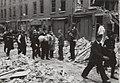 Gevolgen geallieerd bombardement op Rotterdam op 31 maart 1943.jpg