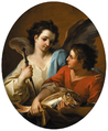 Giaquinto, Corrado - Tobias and the Angel - c. 1740.png