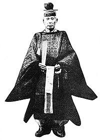 Giichi Tanaka wearing Sokutai.jpg