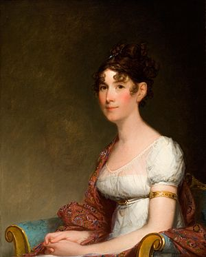 Harrison Gray Otis (politician) - Image: Gilbert Stuart Mrs Harrison Gray Otis
