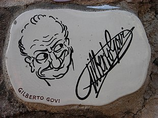 Gilberto govi wikipedia