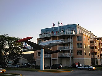 Gimli Industrial Park Airport - Betel Waterfront, T-33 Training Plane