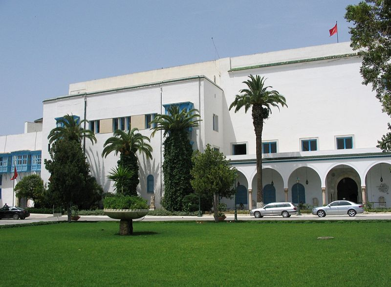 Museo Nacional del Bardo (Túnez – Túnez)