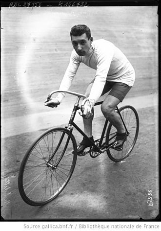 1912 Giro d'Italia - Italian Giovanni Micheletto, of Atala-Dunlop, won the opening stage of the race.