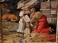 Giovanni larciani, san girolamo in meditazione e s. francesco stigmatizzato, 1500-20 ca. 03.JPG