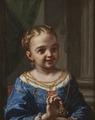 Girl with a Piece of Jewellery (Antonio Amorosi) - Nationalmuseum - 17328.tif