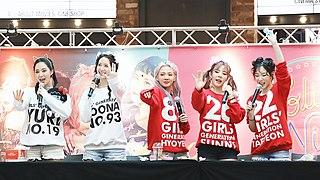 Oh!GG South Korean girl group