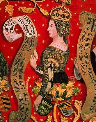 Gisela of Swabia - Image: Gisela von Schwaben