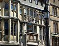 Glastonebury - The George Pilgrim´s Hotel, Inn sign and arms.jpg
