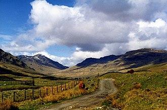 Glen Lochay - Image: Glen Lochay(wfmillar)May 1996