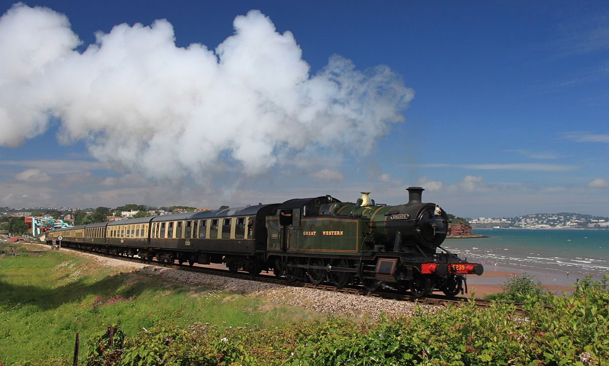 Dartmouth Steam Railway - Wikipedia
