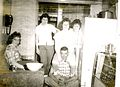 Goodwill Laundromat Claxton Ray and employees 1950s 03.jpg