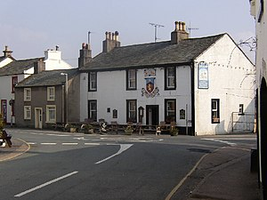 Gosforth, Cumbria - Image: Gosforth geograph.org.uk 41275