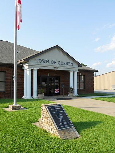 Goshen mailbbox