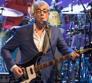Graham Gouldman English Singer/ songwriter; member of 10CC