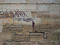 Grafit antic al campanar de l'església de Sant Martí de Callosa de Segura.jpg