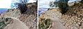 Grand Canyon N.P, Bright Angel Trailhead Renovation - Retaining Wall. - Flickr - Grand Canyon NPS.jpg
