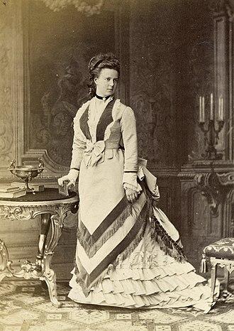 Grand Duchess Maria Alexandrovna of Russia - Grand Duchess Maria Alexandrovna.
