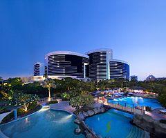 Grand Hyatt Dubai Japanese Restaurant