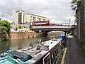 Grand Union Canal bridge 209 - High Street Brentford - geograph.org.uk - 816960.jpg
