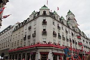 Henning Astrup - Image: Grand hotel oslo IMG 4965