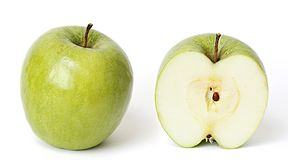 Granny smith and cross section.jpg