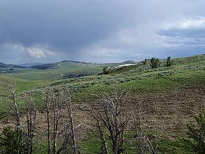 Gravelly Range - Gravelly Range July 2013