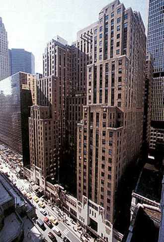 Graybar - Graybar's corporate headquarters were located at the Graybar Building in New York City until 1982.
