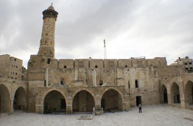 Great Mosque of Gaza - Alafrangi