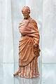 Greek terracotta statue 300BC Staatliche Antikensammlungen SL 04.jpg